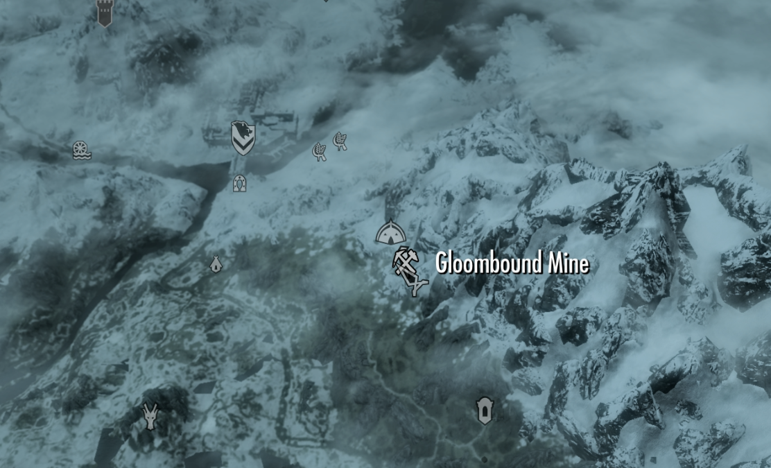 Skyrim where to find ebony