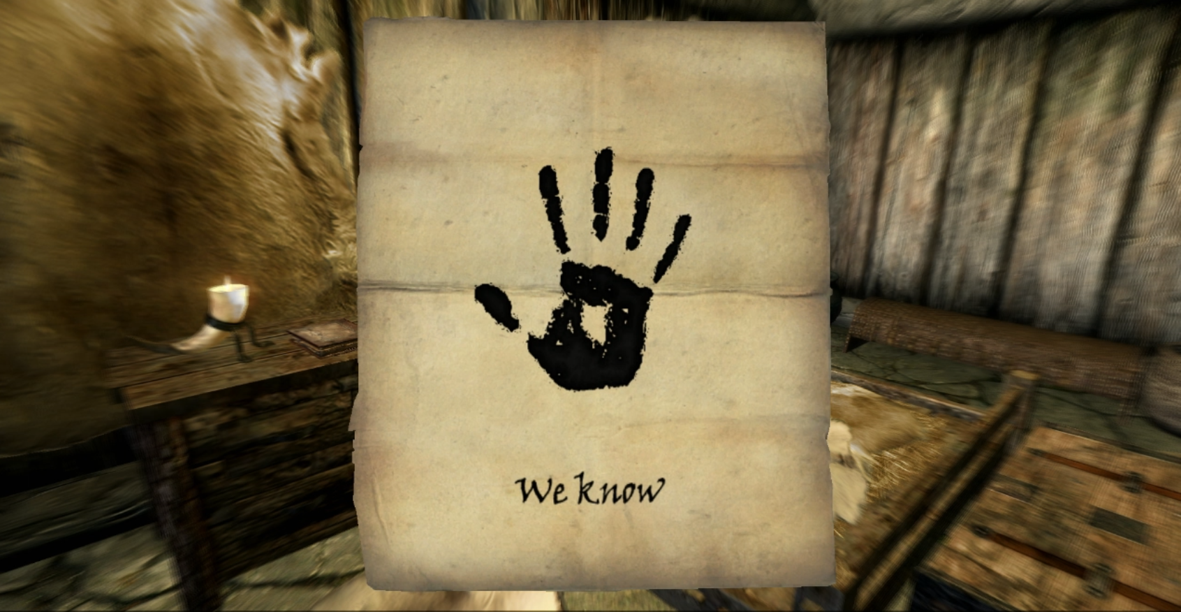 Skyrim: With Friends Like These… (Joining the Dark Brotherhood