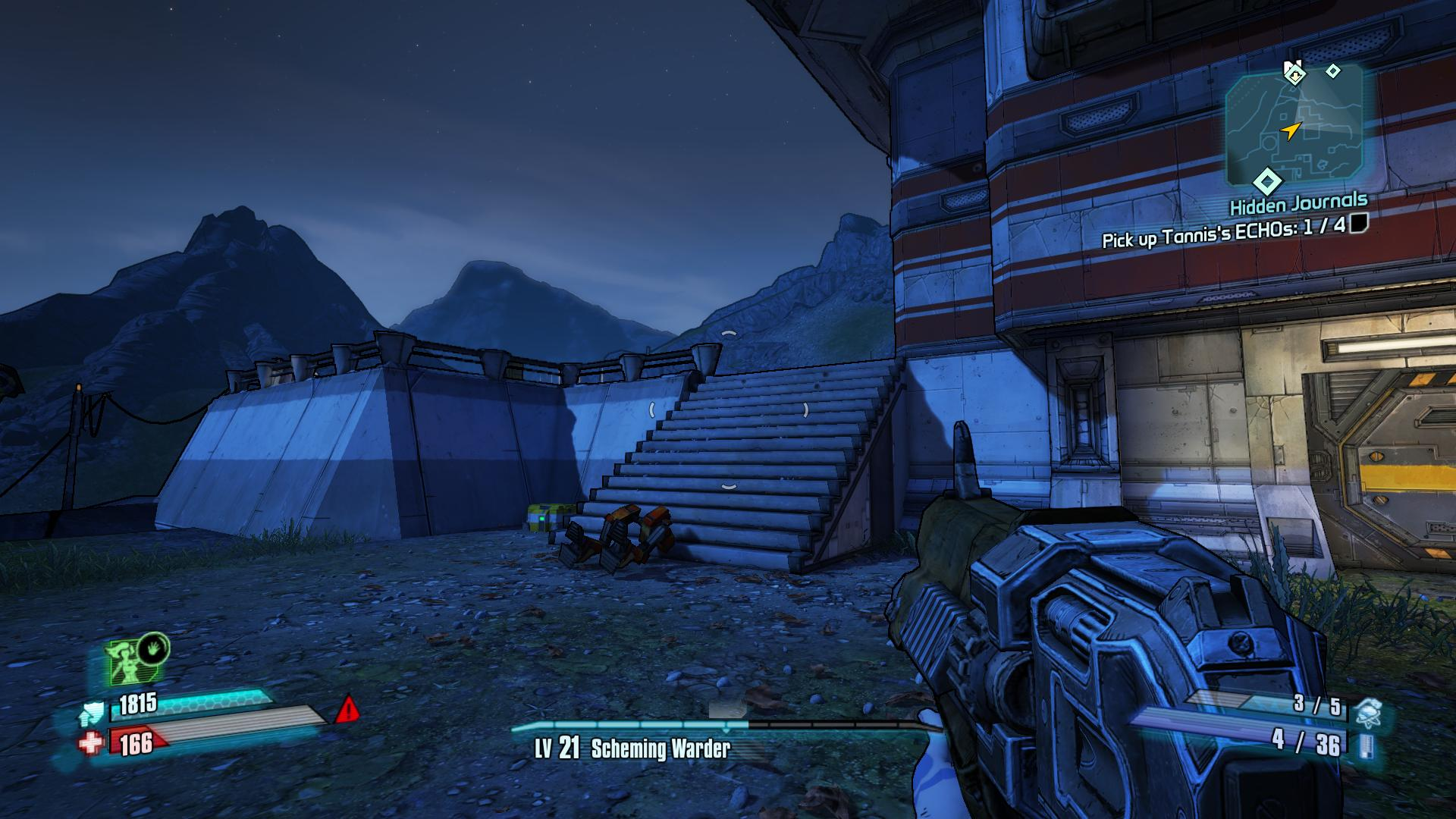 Borderlands 2 Guide Finding The Echos In The Hidden Journals