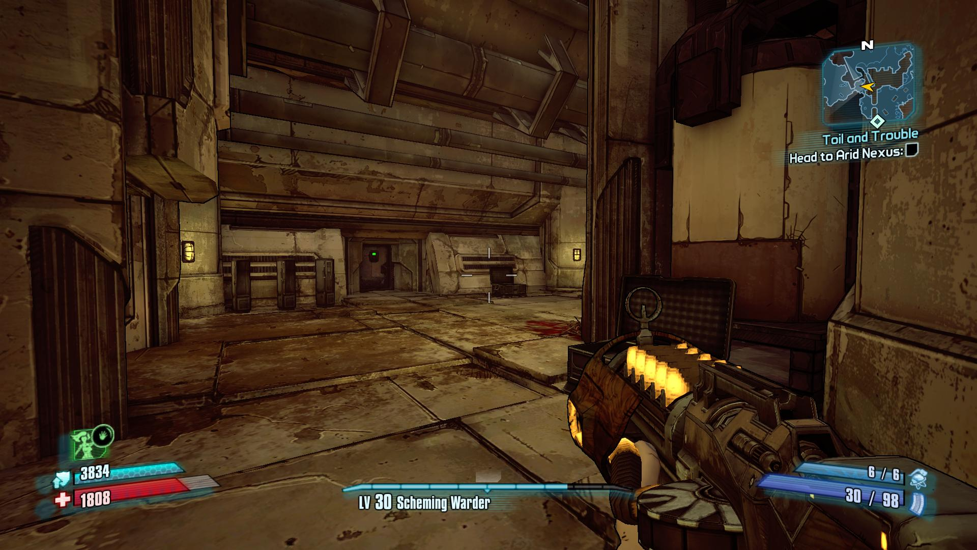 Borderlands  How To Get To Treasure Room