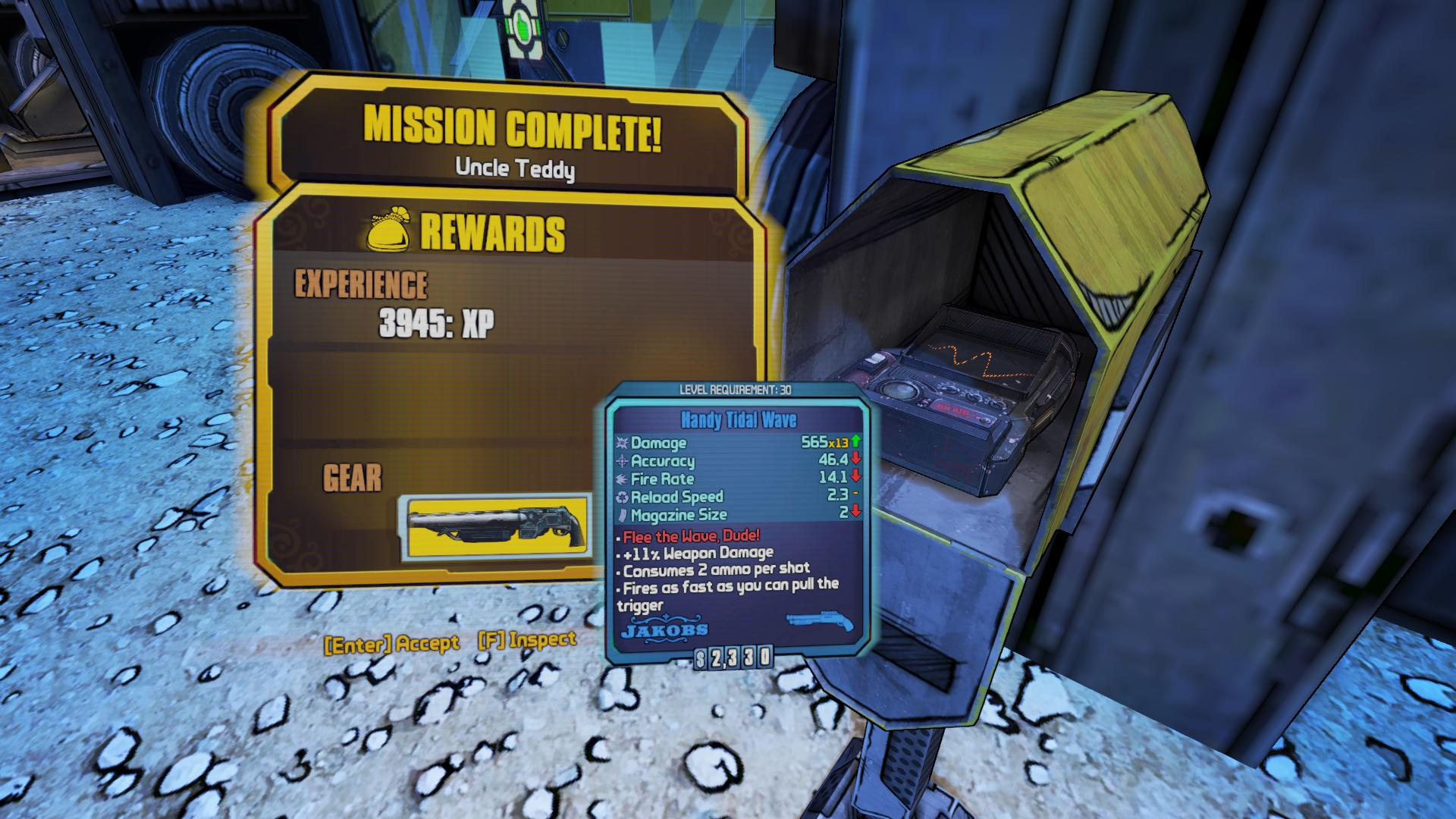 Borderlands 2 Guide: How to Open the Secret Lab and Pick up TK's