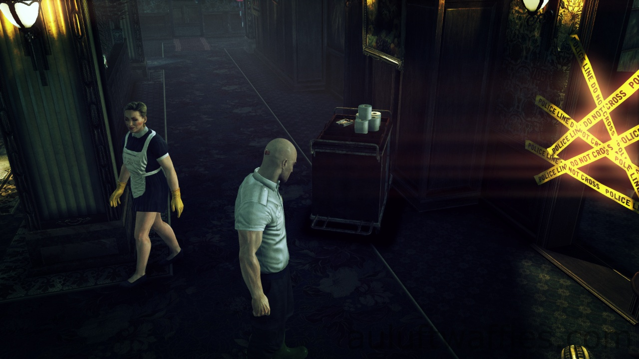 hitman absolution purist ending a relationship