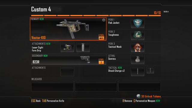 Best Class Setup for the Vector K10 in Call of Duty Black Ops 2