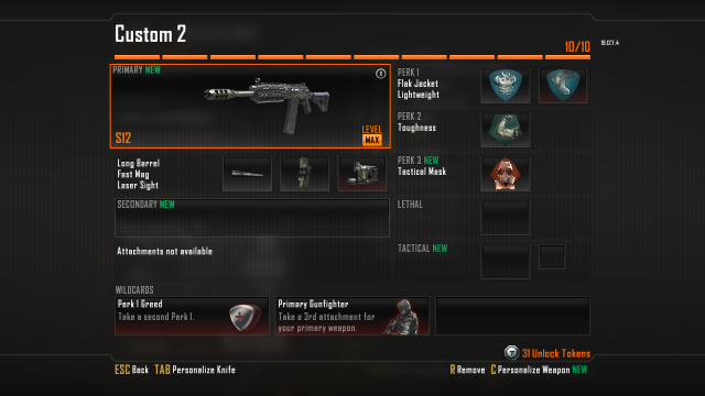 Best Class Setup for the S12 Shotgun in Call of Duty Black Ops 2