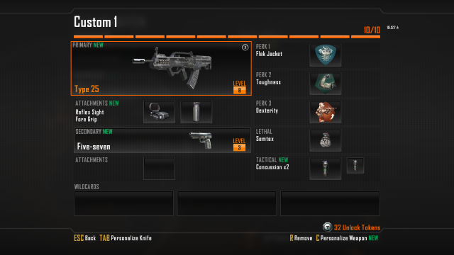 Best Class Setup for the Type 25 Assault Rifle in Call of Duty Black Ops 2