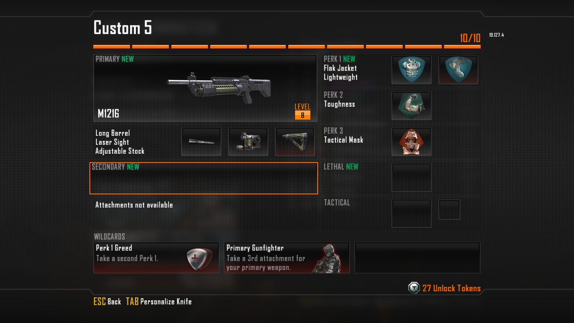 Call of Duty Black Ops 2 Weapon Guide: M1216 (Best Class Setup and ... M1216