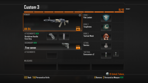 best Class Setup for the AN-94 Assault Rifle in Call of Duty Black Ops 2