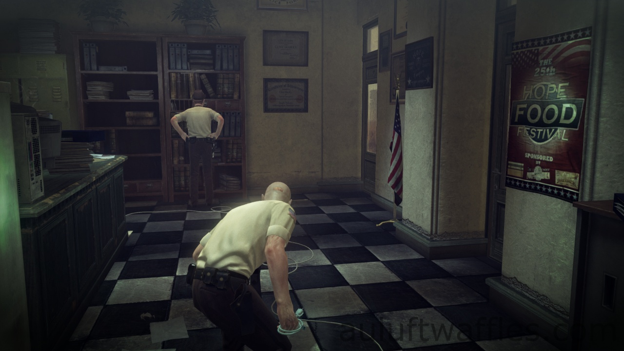 Hitman Absolution Purist Difficulty Guide Operation Sledgehammer Country Jail Escape The Jail Get Your Silverballers Auluftwaffles Com Short Video Game Guides