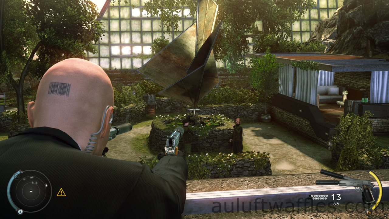 Hitman Absolution Challenge Guide Completing All The Challenges In A Personal Contract And High Score Run Auluftwaffles Com Short Video Game Guides