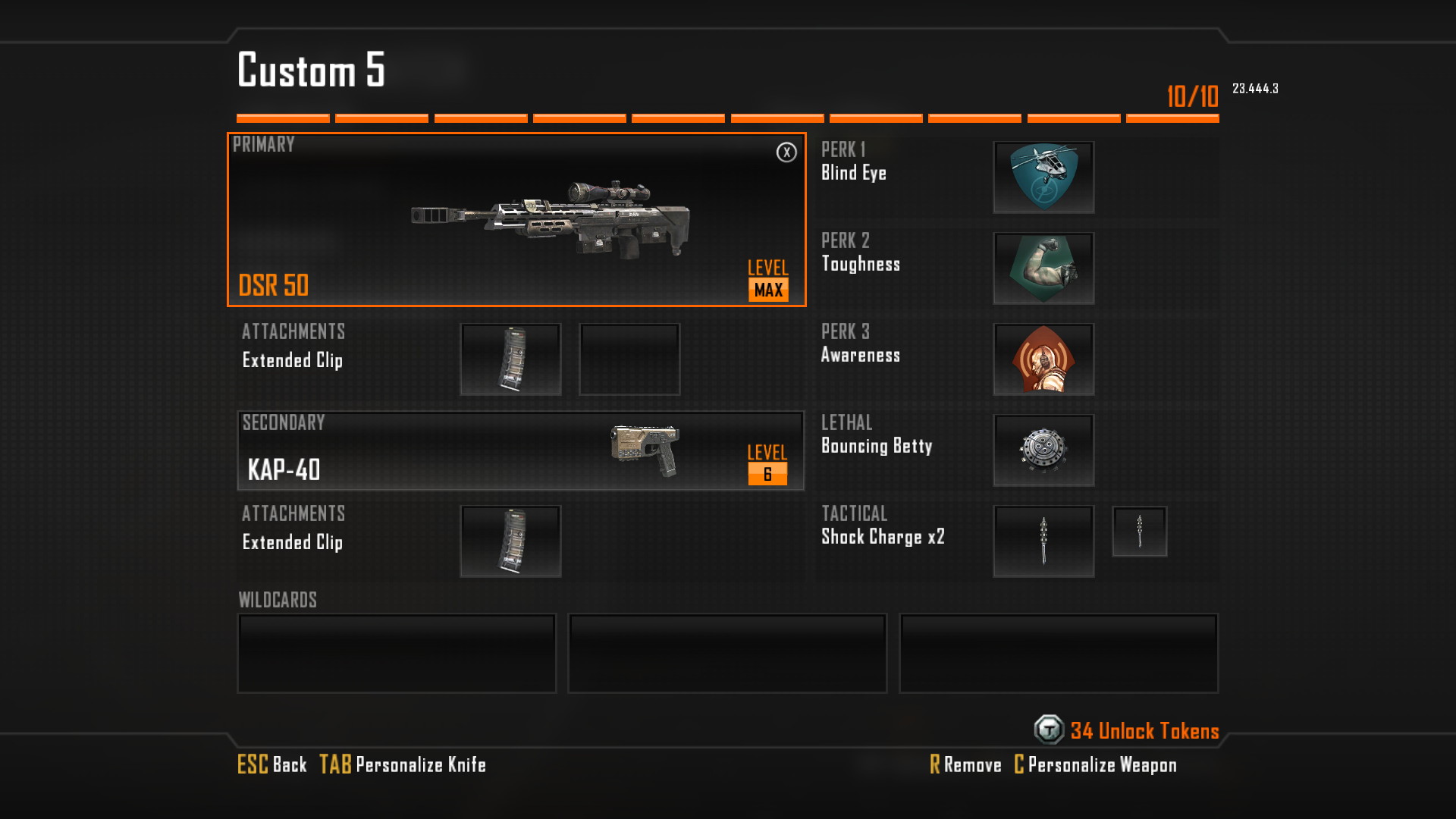 Call of Duty Black Ops 2 Weapon Guide: DSR 50 Sniper Rifle