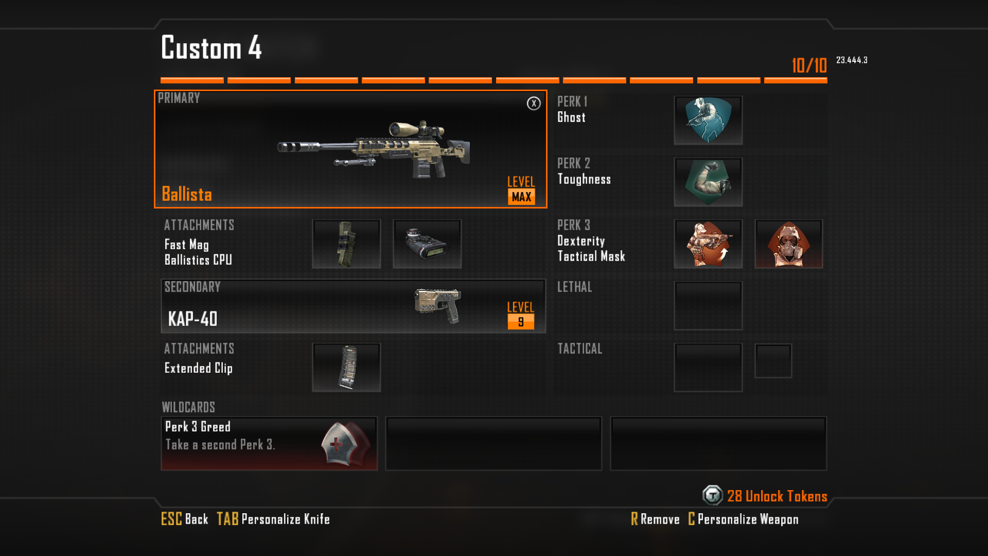 Call of Duty Black Ops 2 Weapon Guide: Ballista Sniper Rifle