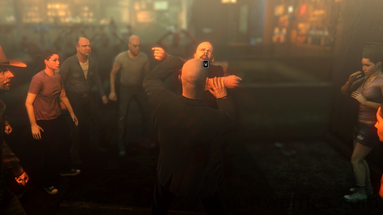 how to get keycard from head of security hitman absolution