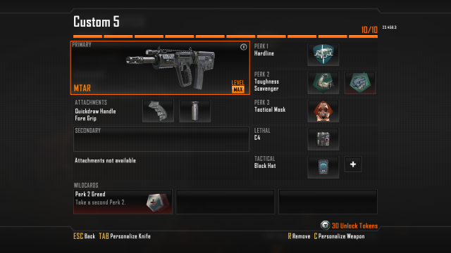 MTAR Best Class Setup Call of Duty Black Ops 2