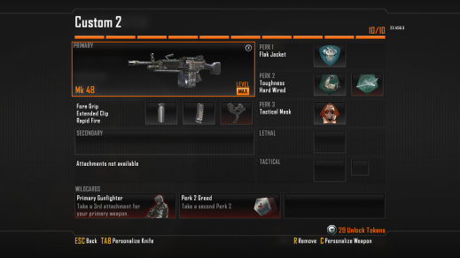 MK 48 Light Machine Gun Best Class Setup Call of Duty Black Ops 2