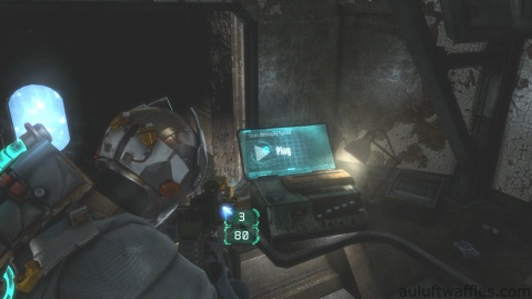 Fourth Audio Log Location in Chapter 5 - Expect Delays in Dead Space 3