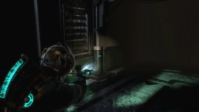Air Vent in Optional Part of Chapter 4 Expect Delays in Dead Space 3