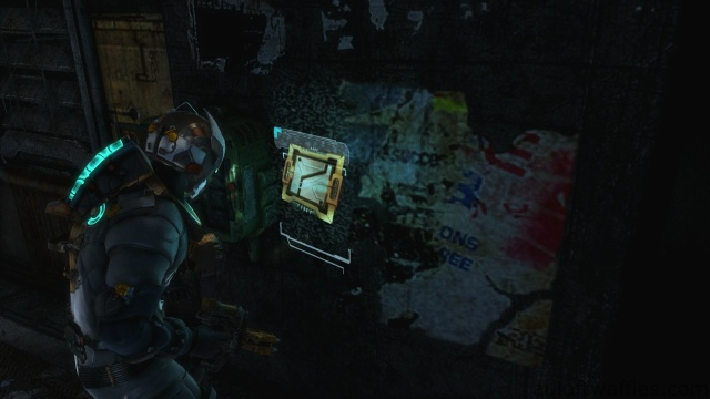 Reload Circuit Location in Chapter 3 in Dead Space 3