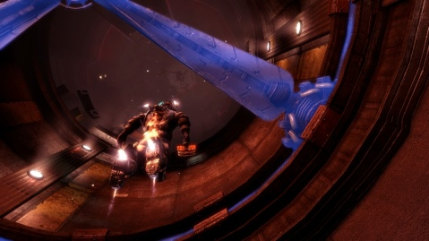 Getting Past the Spinning Blades in Chapter 4 - Expect Delays in Dead Space 3