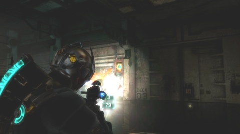 Second Fuse Box in Chapter 5 Optional Part in Dead Space 3