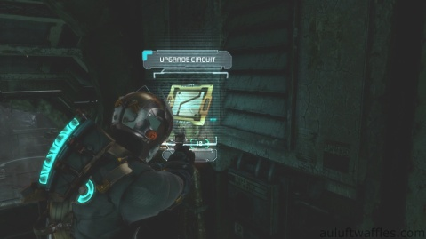 Upgrade Circuit Location in Chapter 5 - Expect Delays in Dead Space 3