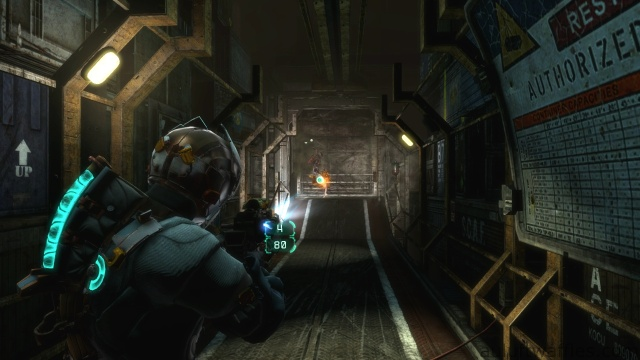 Taking Care of Explosive Necromorphs in Chapter 5 - Expect Delays in Dead Space 3