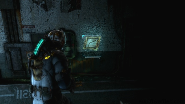 Fire Rate Circuit Location in Chapter 3 in Dead Space 3