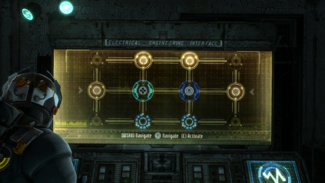Engineering Puzzle in Chapter 4 - Expect Delays in Dead Space 3