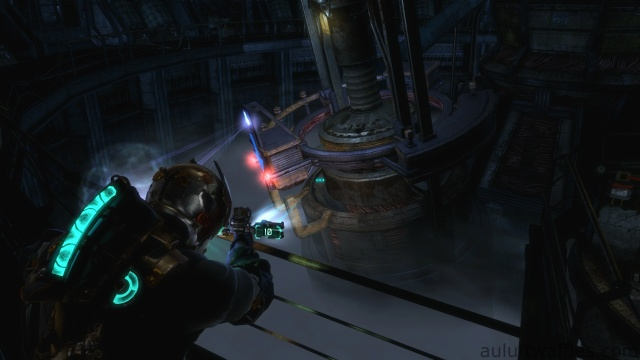 Lowering Rings to Activate Generator in Chapter 3 in Dead Space 3