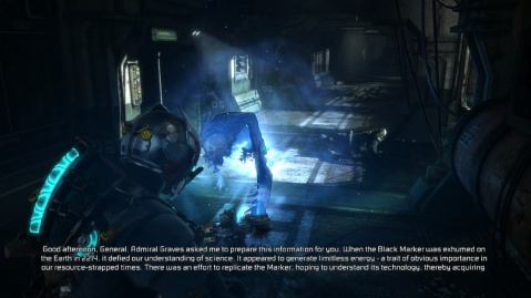 Last Enemies in Chapter 4 - Expect Delays in Dead Space 3