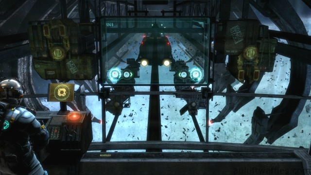 First Two Cargo Pieces in Chapter 5 - Expect Delays in Dead Space 3