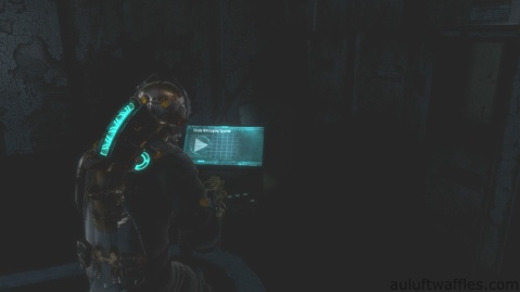 Second Audio Log Location in Chapter 5 - Expect Delays in Dead Space 3