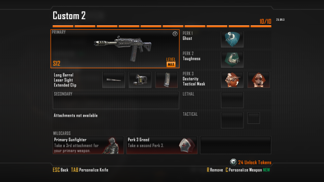 S12 Shotgun Best Class Setup, Call of Duty Black Ops 2 Weapon Guide