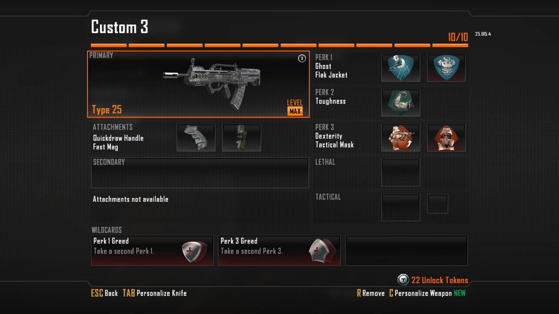 Type 25 Best Class Setup Call Of Duty Black Ops 2 Weapon Guide