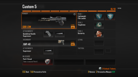 QBB LSW Light Machine Gun Best Class Setup Call of Duty Black Ops 2 Weapon Guide