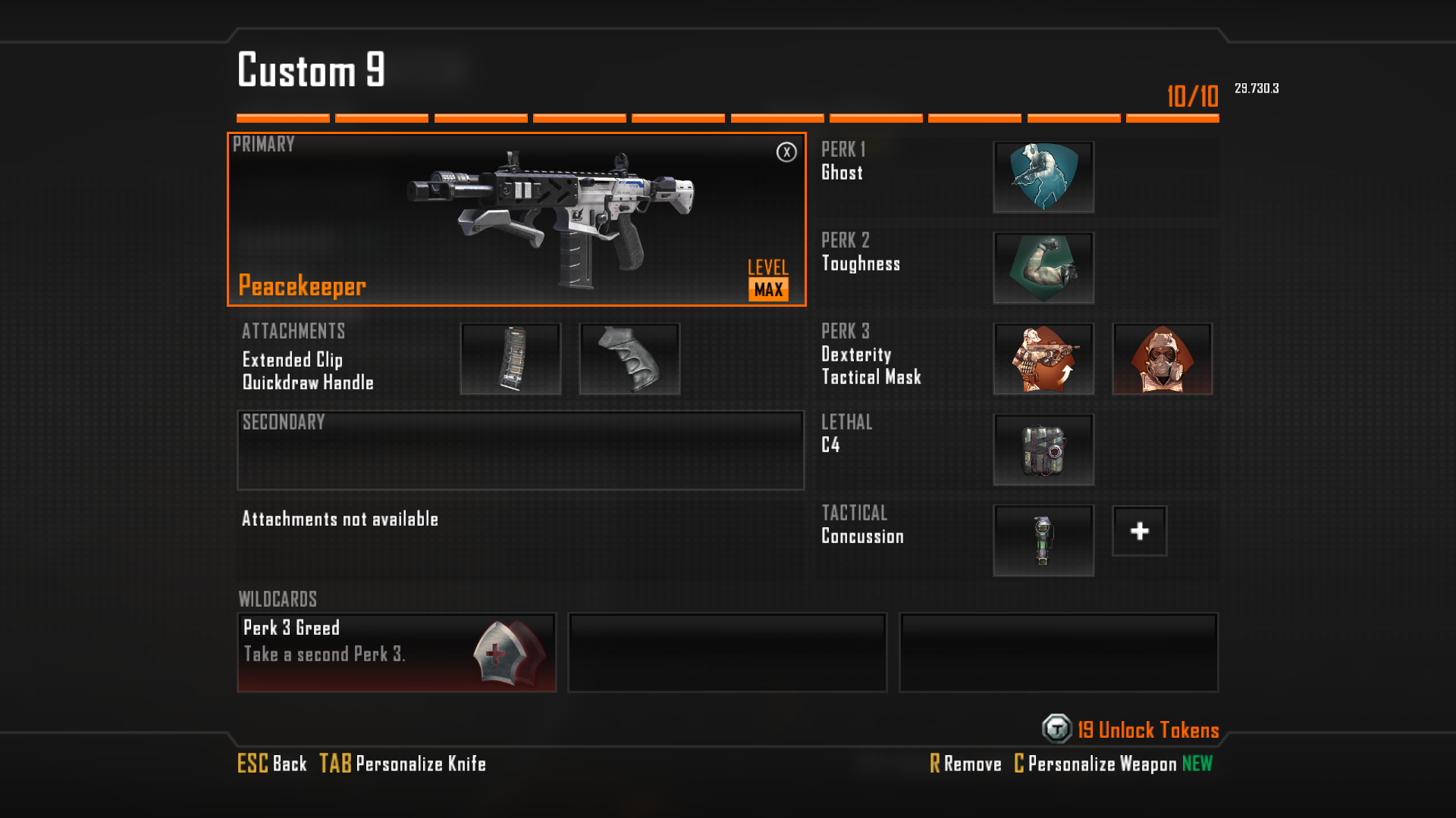 Peacekeeper Best Class Setup, Call of Duty Black Ops 2 ...