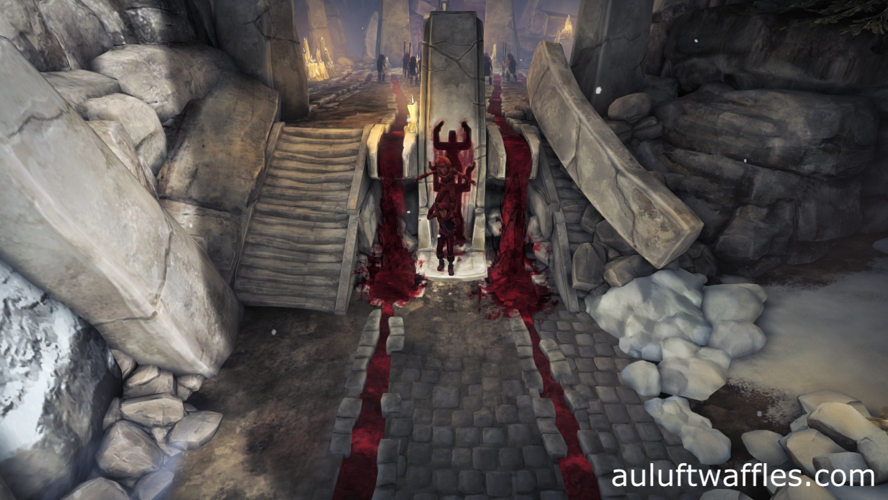 Brothers: A Tale of Two Sons: Freeing the Girl from the Blood Ritual