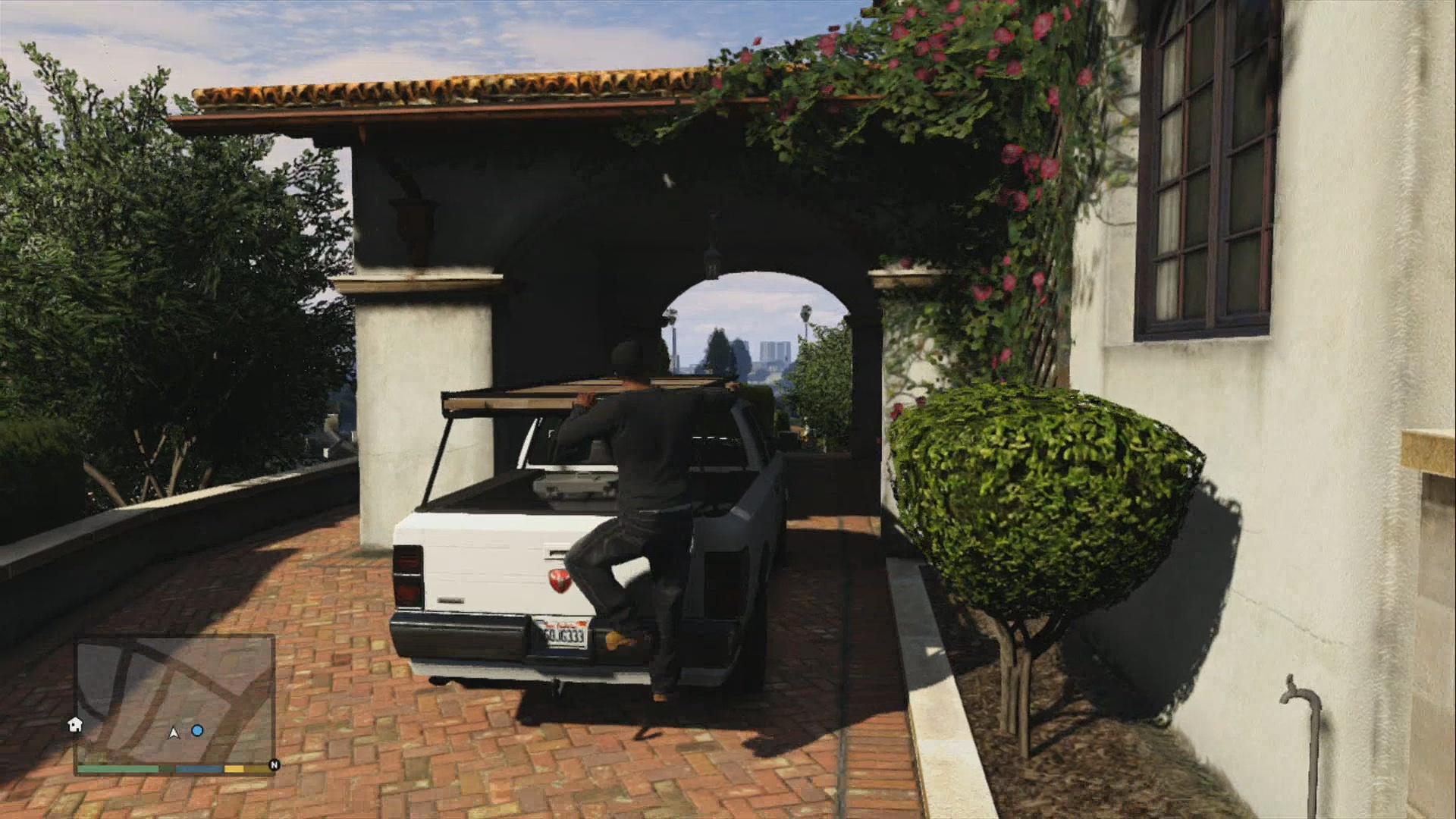 Gta V Guide Repossession Stealing Michael S Car