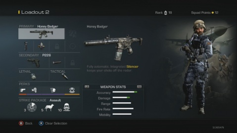 Honey badger Best Soldier Setup Call of Duty Ghosts Weapon Guide