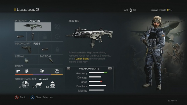 ARX-160 Best Soldier Setup Call of Duty Ghosts Weapon Guide