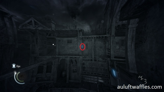 Use the Wirecutter on the Highlighted Box to Drop the Bridge in Long Drop Full Stop in Thief 2014