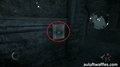 Use the Wirecutter to Open the Windows in Casing the Cargo in the South Quarter in Thief 2014