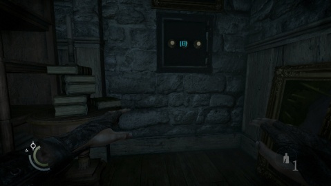 The Jeweler's Safe which contains the Jewelled Mask in the Jewelry Store in Chapter 1 Lockdown in Thief