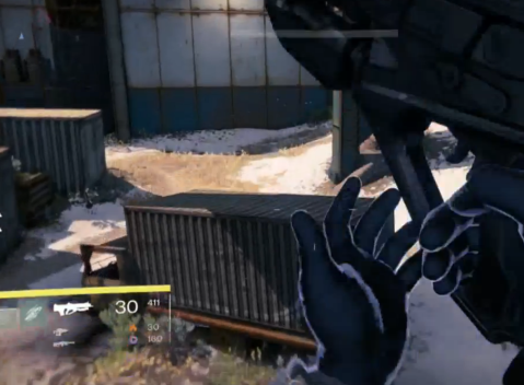 Truck to Stand On in New Farming Spot to Replace Loot Cave in Destiny