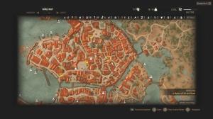 Triss Location Novigrad Witcher 3 Wild Hunt