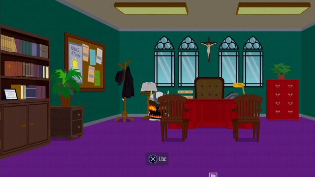 Find Church Storage Room Passcode South Park: The Fractured But Whole