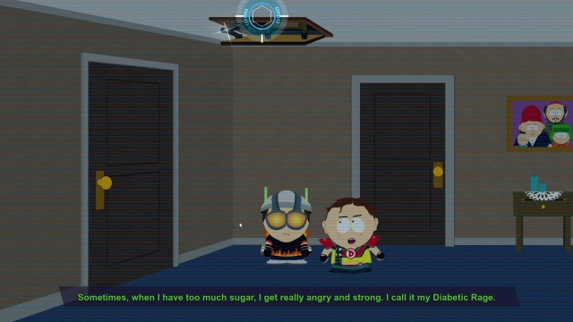 Get To Attic Shortcut The Bowels of the beast South Park: The Fractured But Whole
