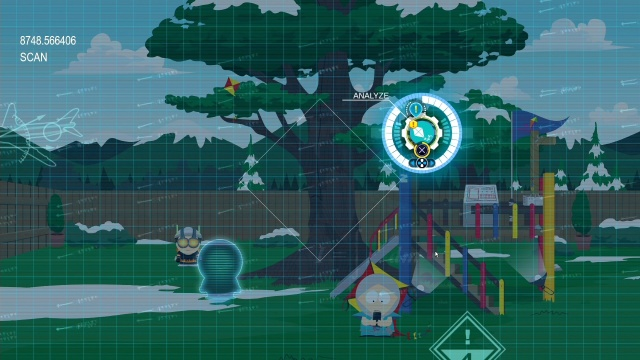 Retrieve Kite from Tree Alternate Universes Collide Again South Park: The Fractured But Whole