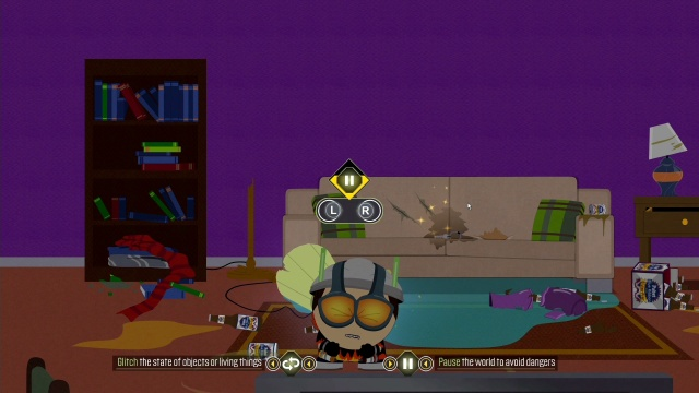 Find Gold, Silver and Bronze Key The Hundred Hands of Chaos South Park: The Fractured But Whole