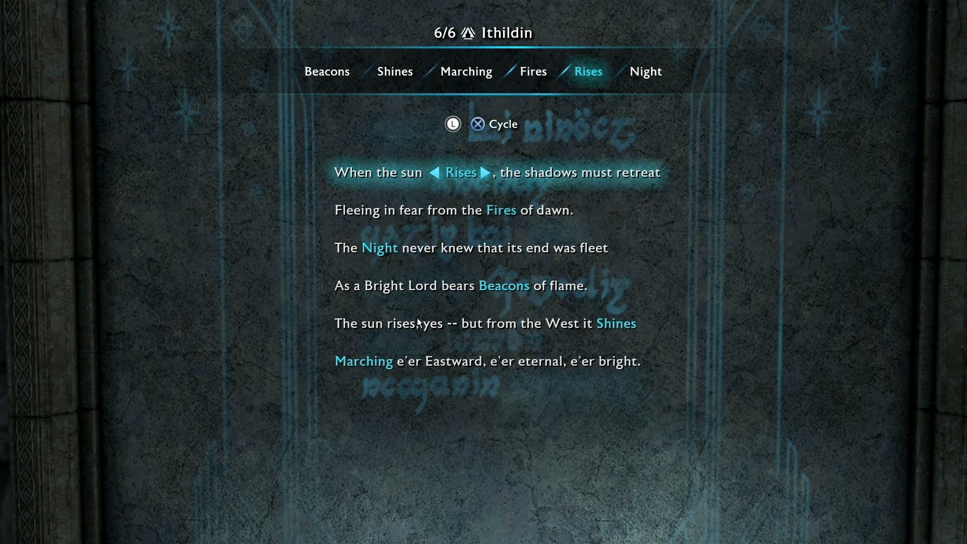 Soluce Shadow Of War Poeme Torrent