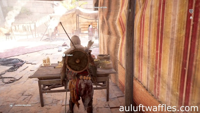 Find the Papyrus Puzzle House of Life Assassin's Creed: Origins